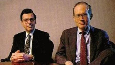 Myron Scholes y Fisher Black